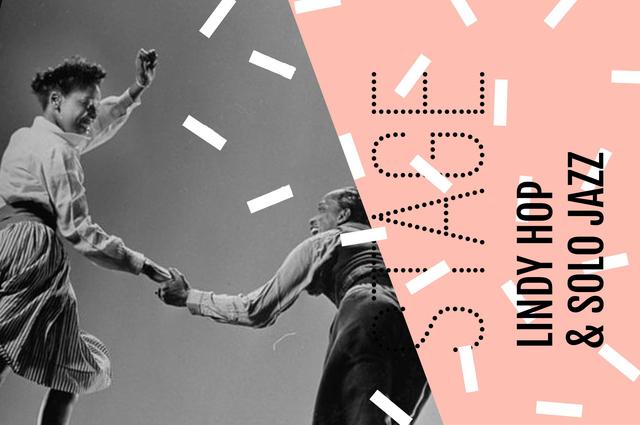 Stages de rentrée - Solo Jazz et Lindy Hop