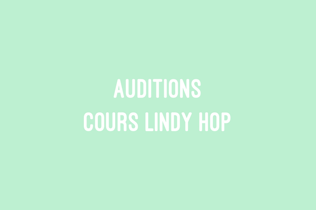 Auditions 2018-2019 #2