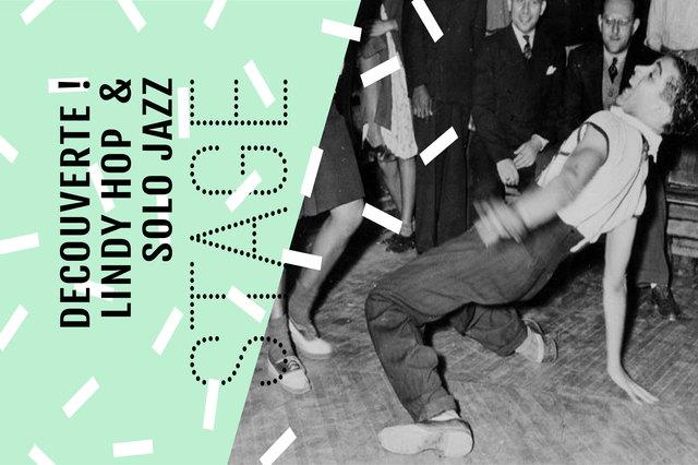 Stage découverte Lindy Hop et Solo Jazz / Charleston - Aout