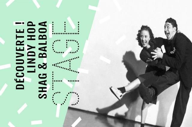 Stage découverte Shag & Balboa